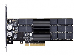 1.3TB Workload Accelerator board Mixed Use (MU) - PCIe board with NAND flash technology and integrated controller - Requires one x8 PCIe (Gen2) slot half-height half-length form factor Light Endurance (LE) - Supports select Gen9 Gen8 Gen7