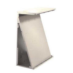 Chassis covers kit - Includes side cover/access panel and three sided cover/access panel