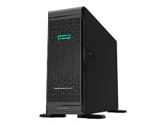 ProLiant ML350 Gen10 Sub-Entry - Server - tower - 4U - 2-way - 1 x Xeon Bronze 3104 / 1.7 GHz - RAM 8 GB - SATA - non-hot-swap 3.5 inch - no HDD - Matrox G200 - GigE - monitor: none