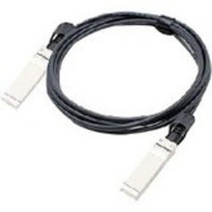 100GBase-CU direct attach cable - QSFP28 (M) to QSFP28 (M) - 3.3 ft - twinaxial - passive - TAA Compliant