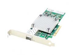 QLogic QLE8360-CU-CK Comparable PCIe NIC - Network adapter - PCIe x8 - 10 Gigabit SFP+ x 1