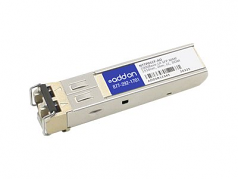 SFP (mini-GBIC) transceiver module (equivalent to: Ciena NTTP01CF) - GigE - 1000Base-LX - LC multi-mode - up to 1.2 miles - 1310 nm - TAA Compliant