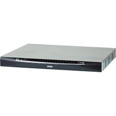 1-LOCAL /4-REMOTE ACCESS 24-PORT CAT 5 KVM OVER IP SWITCH WITH VIRTUAL MEDIA (1