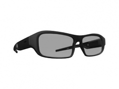 XPAND 3D RF GLASSES FOR USE WITH VARIOUS PROJECTORS. REQUIRES ONE AD025-RF-X1 RF TRANSMITTER PER ROOM.