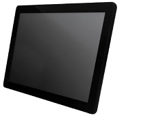10.4IN LCD DISPLAY TRUE FLAT USB SVGA 800X600 350 NITS 500:1 CONTRAST 75MM VESA BLACK USB POWER
