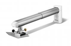 0.6 Wall Mount - Mounting kit ( short throw wall mount ) for projector - steel aluminum alloy - for BenQ LW61 LX60 MP782 MW811 MW814 MW817 MW821 MW860 MX613 MX812 MX816 MX822