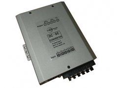 POE/SOLAR 8A DUAL INPUT BATTERY CHARGING