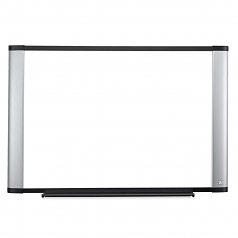 Dry Erase Board - 72 inch Width x 48 inch Height - Surface - Aluminum Frame - Film - 1 / Each