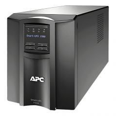 Smart-UPS 1500VA USB - UPS - AC 120 V - 1 kW - 1440 VA - RS-232 USB - output connectors: 8 - black