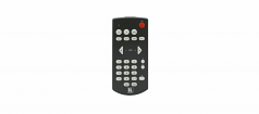 THE IS AN INFRARED WIRELESS REMOTE CONTROL UNIT FOR ALL KRAMER IR CONTROL