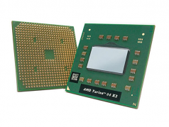 1 X AMD TURION 64 X2 MOBILE TECHNOLOGY TL-52 / 1.6 GHZ - SOCKET S1 - L2 1 MB ( 2