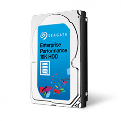 Exos 10E2400 - Version 9 - hybrid hard drive - encrypted - 2.4 TB (16 GB Flash) - internal - 2.5 inch SFF - SAS 12Gb/s - 10000 rpm - buffer: 256 MB - FIPS 140-2