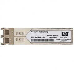 X120 1Gb SFP LC BX-D transceiver - Small Form-factor Pluggable (SFP) Gigabit BX (bi-directional) 'downstream' transceiver that provides a full-duplex Gigabit solution up to 10km (6.21 miles) on one single-mode fiber - Has one LC 1000BASE-BX10 port