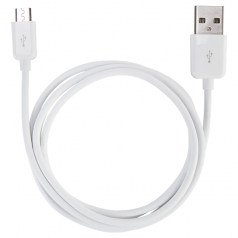 TRANSFER DATA CHARGE YOUR DEVICES AND SYNC TO YOUR LAPTOP WITH THE MICRO-USB T