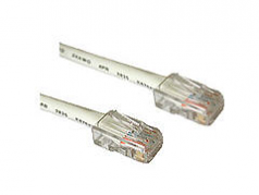 100FT CAT5E NON-BOOTED UNSHIELDED (UTP) NETWORK PATCH CABLE - WHITE