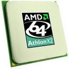 1 X AMD ATHLON 64 X2 TK-55 / 1.8 GHZ - SOCKET S1 - L2 512 KB ( 2 X 256 KB ) - OE