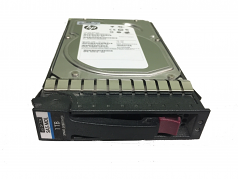 1TB hot-plug dual-port SAS hard disk drive - 6Gb/sec transfer rate 7200 RPM 3.5-inch large form factor (LFF)  Midline - For use with Gen7 or earlier models