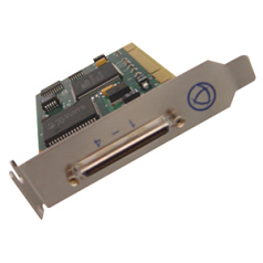 UltraPort - 4 Port Multiport Serial Card - 4 x RS-232 Serial Via Cable - Plug-in Card