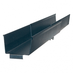 Rack cable management tray (side) - black - for NetShelter SX