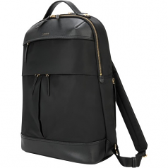 Newport - Notebook carrying backpack - 15 inch - black