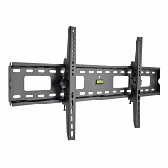 Display TV LCD Wall Mount Tilt - Mounting kit ( wall mount ) for LCD / plasma panel - black - screen size: 45 inch - 85 inch - mounting interface: 200 x 200 mm 400 x 200 mm 400 x 400 mm 800 x 400 mm 600 x 400 mm 300 x 300 mm