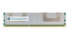512MB PC2-5300 synchronous dynamic random access memory (SDRAM) dual data rate (DDR2) mode fully buffered dual in-line memory module organized as 64Mx72