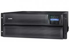 Smart-UPS X 2200 Rack/Tower LCD - UPS (rack-mountable / external) - AC 230 V - 1980 Watt - 2200 VA - RS-232 USB - output connectors: 10 - 4U - black