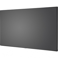 75 inch SLIM LED LCD PUBLIC DISPLAY MONITOR 3840 X 2160 (4K / UHD)  350 CD/M2 ANTI GLARE SCREEN HDMI IN X3 DISPLAYPORT X2 / OUT OPS AND RPI SLOT CAPABLE LOCAL DIMMING 3 YEAR