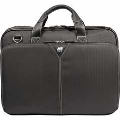 Premium Nylon 16 inch Laptop Briefcase - Notebook carrying case - 16 inch - black