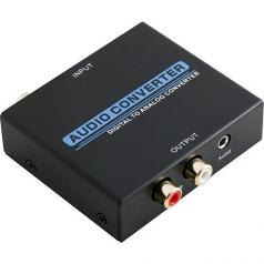 Digital to Analog Audio Converter Retail