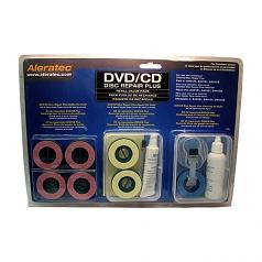 DVD/CD Disc Repair Plus - CD/DVD cleaning and repair kit - for P/N: 240121 240131 240132