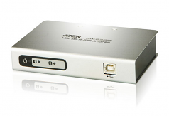 2PORT USB TO SERIAL RS-232 HUB RS-232 TO USB CNVTRS with 2 SRL PT