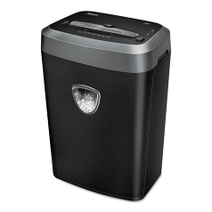 Powershred 74C Cross-Cut Shredder - Shreds 14 sheets per pass into 5/32 x 1-1/2 cross-cut particles (Security Level P-4)