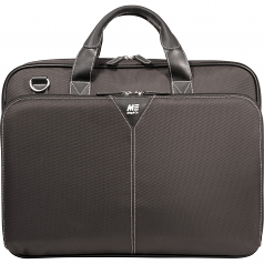 Select Nylon 15.6 inch to 16 inch Laptop Briefcase - Notebook carrying case - 15.6 inch - 16 inch - black