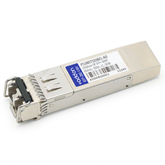 Finisar FTLX8571D3BCL Compatible 10GBase-SR SFP+ Transceiver (MMF 850nm 300m LC DOM) - 100% application tested and guaranteed compatible