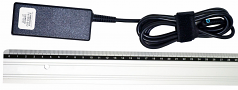 Smart AC power adapter (45 watt) - 4.5mm barrel connector non-power factor correcting (NFPC) - Requires separate 3-wire AC power cord with C5 connector