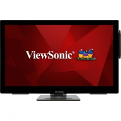 ViewBoard - 27 inch Class (27 inch viewable) LED display - interactive - 1080p (Full HD) 1920 x 1080