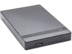 USB3.0 SATA III Hard Drive Enclosure for 2.5inch HDD/SDD Black Retail