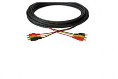 3 RCA (M) TO 3 RCA (M) AUDIO & VIDEO PLE