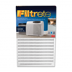 Filtrete Replacement Air Filter - 1.6 inch Height x 11.88 inch Width x 18.75 inch Length - White