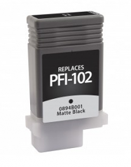 Ink Cartridge - Replacement for Canon (0894B001) - Matte Black - Inkjet