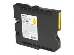 GC 31Y - Yellow - original - ink cartridge - for Ricoh GX e3300N GX e3350N IPSiO GX e3300