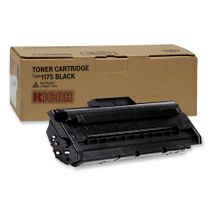 Type 1175 - Black - original - toner cartridge - for AC 104; Savin AC104