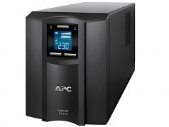 Smart-UPS C 1000VA LCD - UPS - AC 230 V - 600 Watt - 1000 VA - USB - output connectors: 8 - black