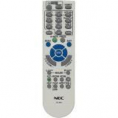REPLACEMENT REMOTE CONTROL FOR NP-M282X/M322X/M322W/M402XNP-M283X/M323X/M323W/M