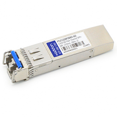 Finisar FTLF1328P2BNV Compatible SFP+ Transceiver - SFP+ transceiver module (equivalent to: Finisar FTLF1328P2BNV) - 2Gb Fibre Channel (LW)  4Gb Fibre Channel (LW)  8Gb Fibre Channel (LW) - Fibre Channel - LC single-mode - up to 6.2 miles - 1310 nm