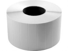 4 inch X 3 inch TT PAPER LABEL QUAD PACK 850 PER ROLL 4 ROLLS PER CARTON PRICED AND SOLD IN CARTONS ONLY