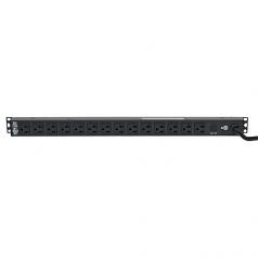 Lite PDU Basic 120V 20A L5-20P 14 Outlet - 14 x NEMA 5-15/20R - 2.4kW - Horizontal Rackmount Vertical Rackmount Wall-mountable