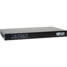 Lite 32-Port 4+1 User NetCommander Cat5 IP KVM Switch - 32 Computer(s) - 1 Local User(s) - 4 Remote User(s) - 1920 x 1080 - 36 x Network (RJ-45) - 2 x USB1 x VGA - Rack-mountable - 1U