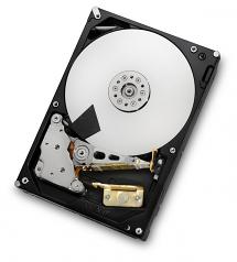 Ultrastar 7K4000 - Hard drive - 2 TB - internal - 3.5 inch - SATA 6Gb/s - 7200 rpm - buffer: 64 MB